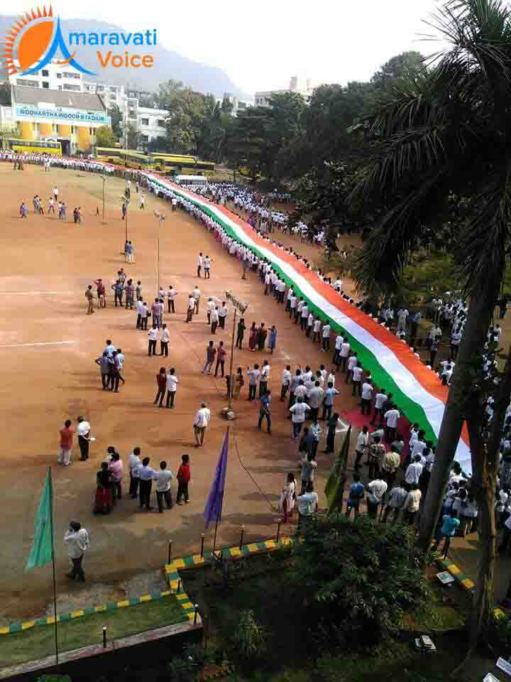 1000feet flag vijayawada 1