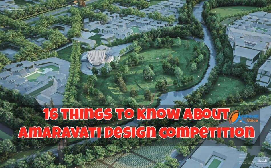 16 things to know about amaravati design