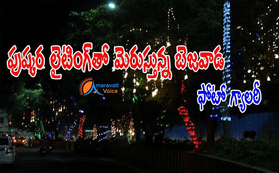 pushkar lighting vijayawada 29072016 1