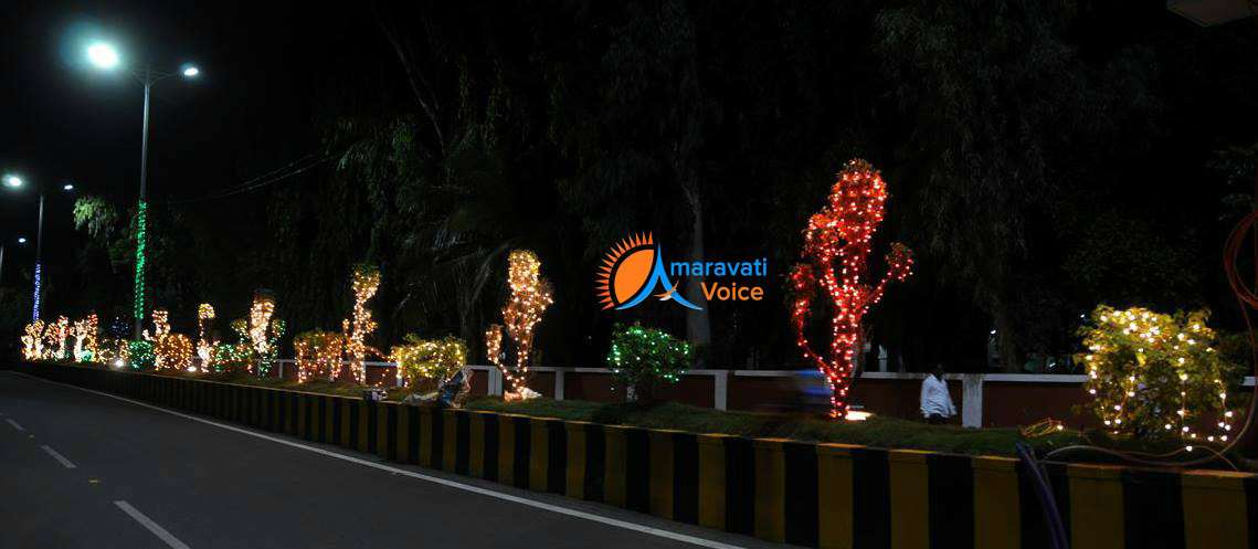 pushkar lighting vijayawada 29072016 2
