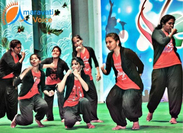 ALIET, Vijayawada cultural fest 'Ventura-2016' celebrated in a ...