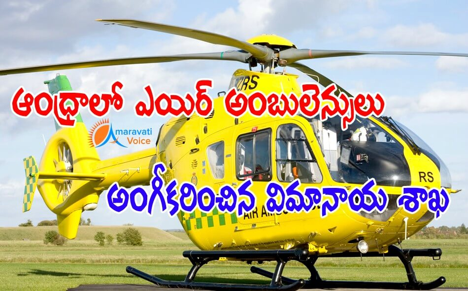 air ambulance andhra pradesh 30062016