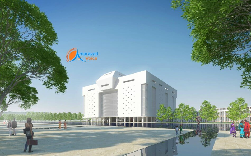 amaravati high court design 4
