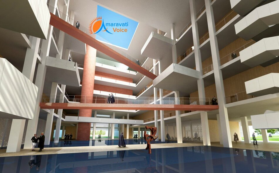 amaravati high court design 5