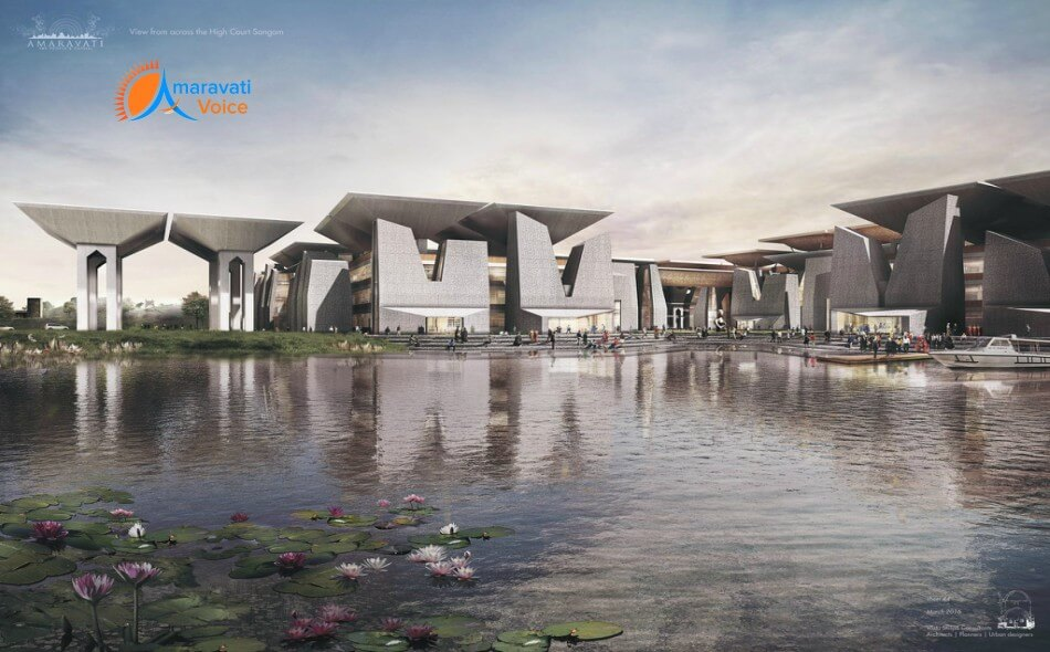 amaravati high court design 8