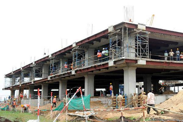 secretariat construction report 07062016 11