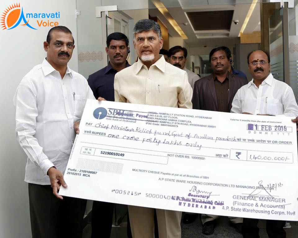 ap state corporation donation 03022016