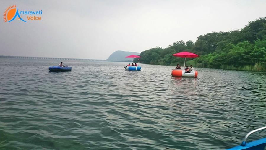 Bhavani Island Vijayawada