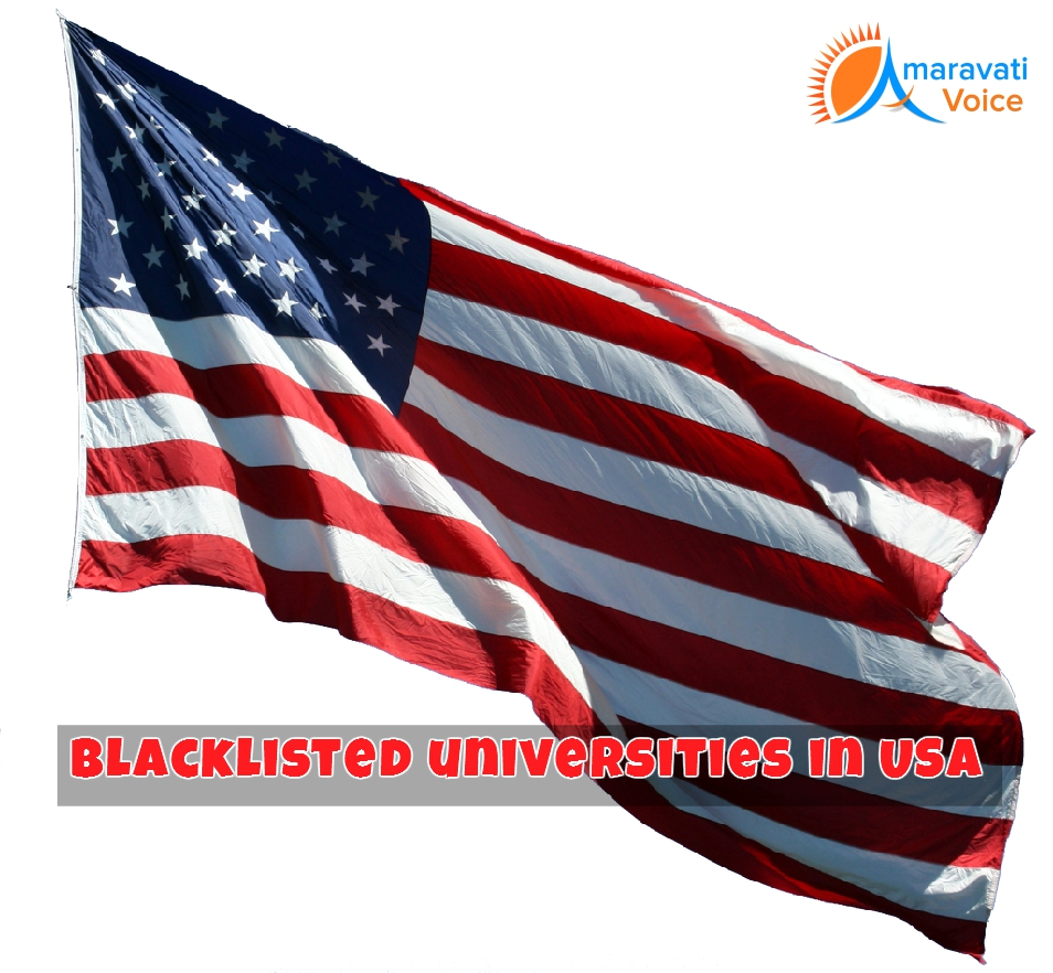 blacklisted universities usa