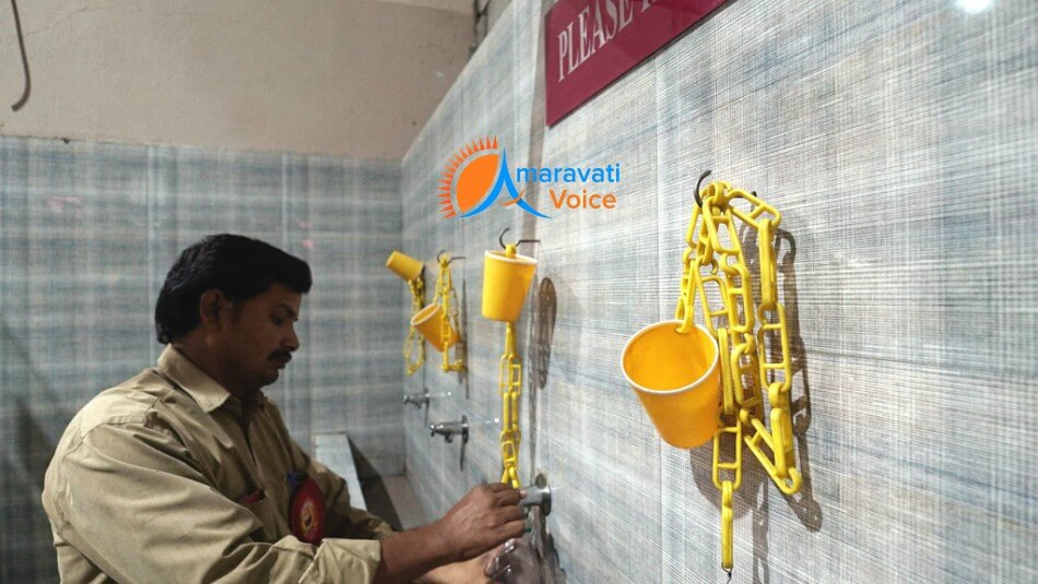 vijayawada bus stand drinking water 1
