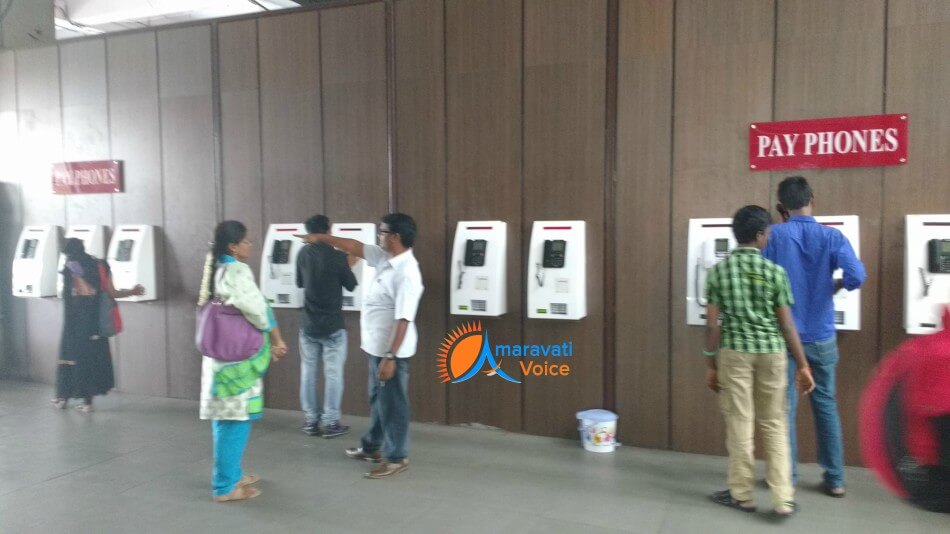 vijayawada bus stand pay phones