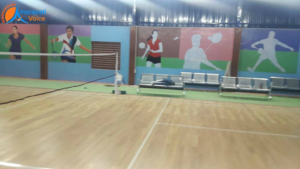 gannavaram indoor stadium 1