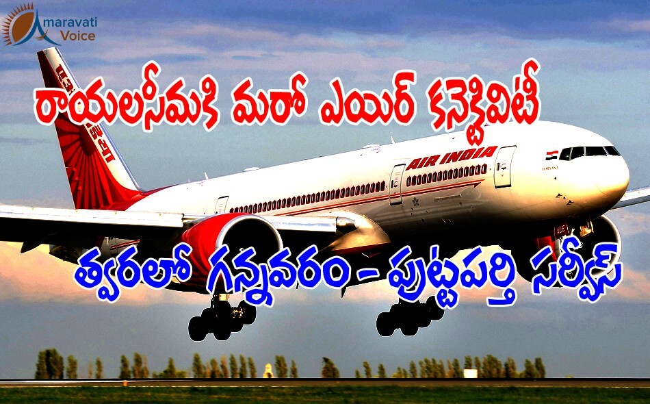 gannavaram puttaparti flight 31052016