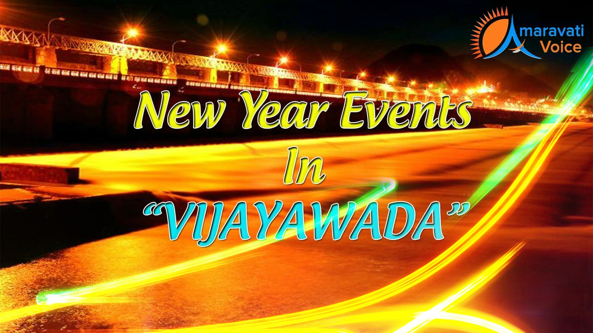 New Year Events in Vijayawada