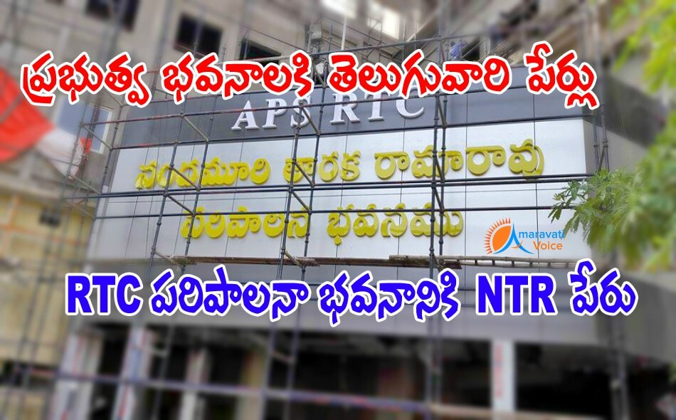ntr name for busstand 25052016