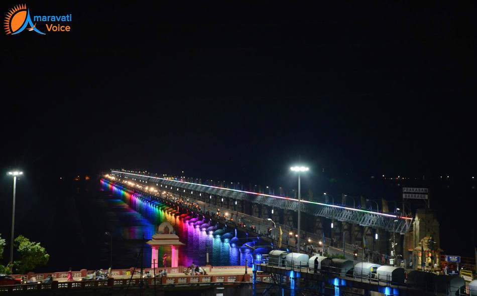 dasara lighting vijayawada 1