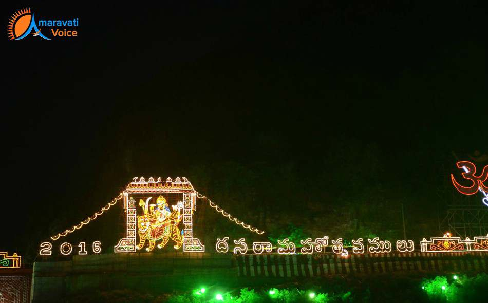 dasara lighting vijayawada 3