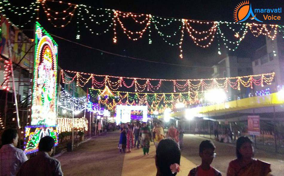 dasara lighting vijayawada 7