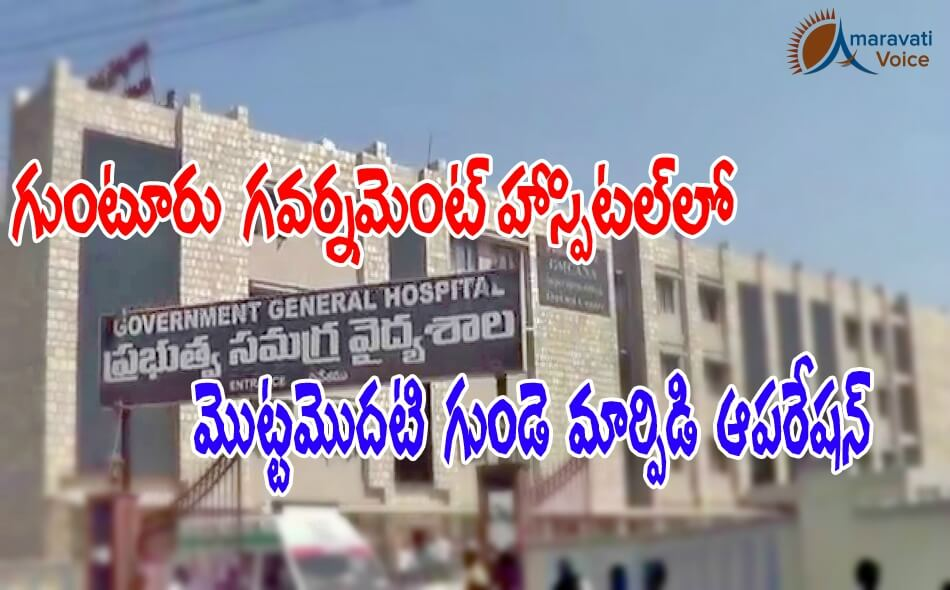 guntur government hospital 20052016