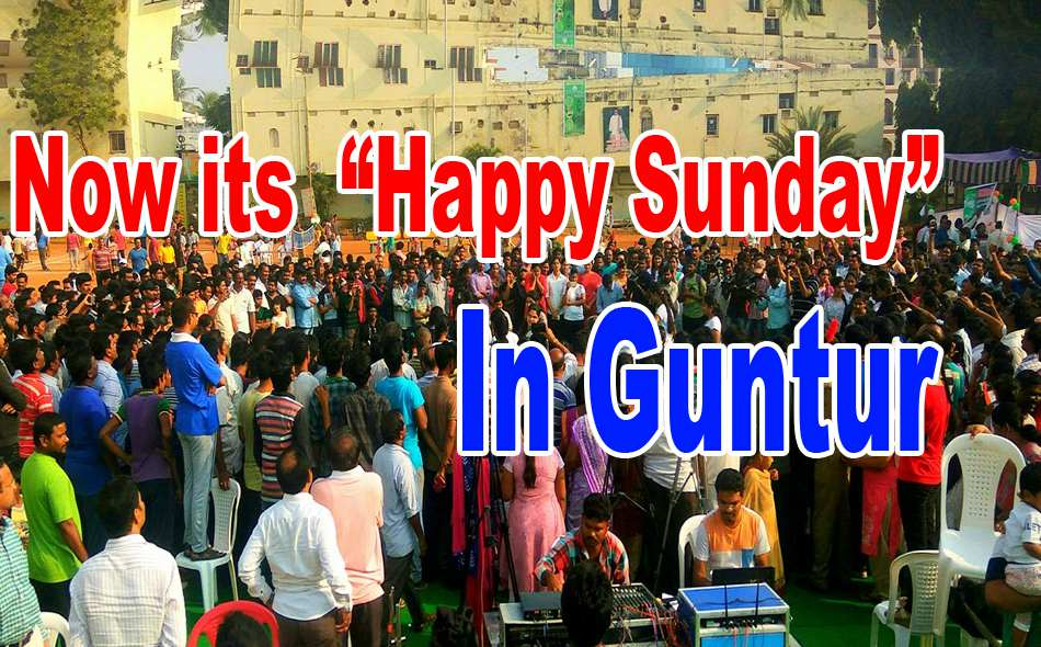 happy sunday guntur 06022017