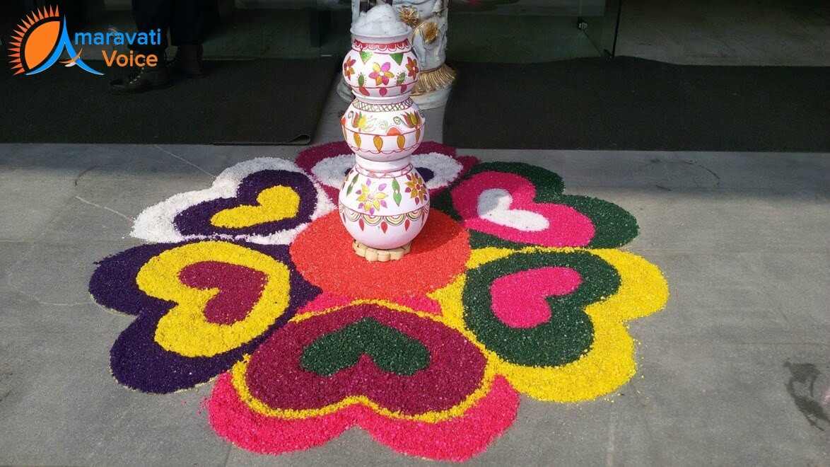 pvp mall sankranti celebrations 1