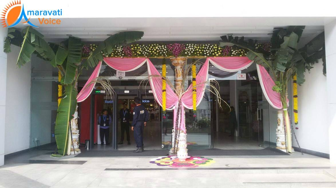 pvp mall sankranti celebrations 2