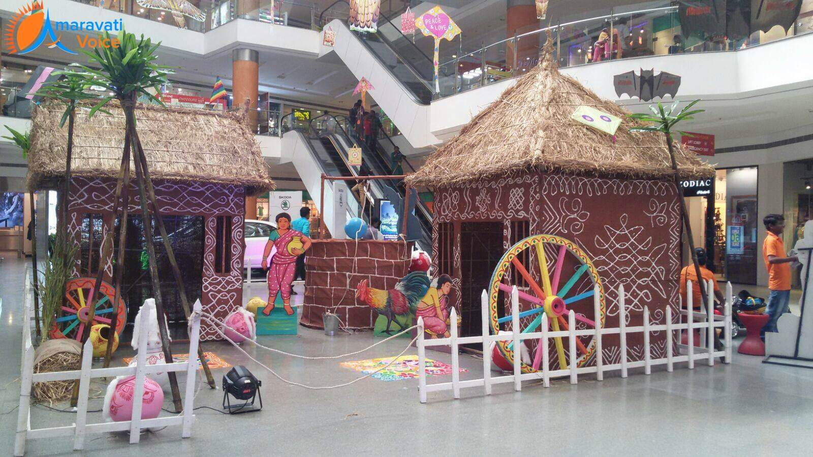 pvp mall sankranti celebrations 3
