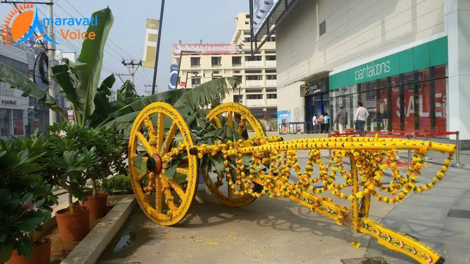 pvp mall sankranti celebrations 4