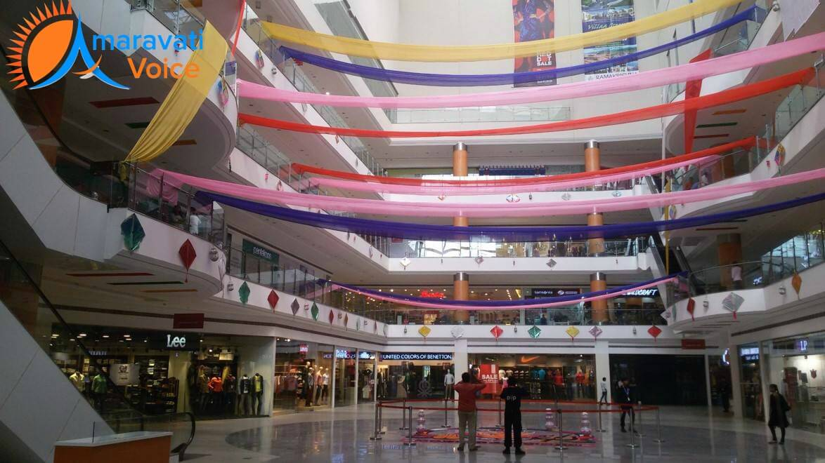pvp mall sankranti celebrations