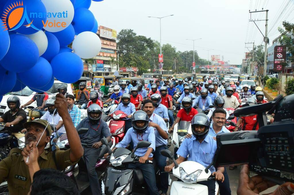 road safety week vijayawada 22012016 4