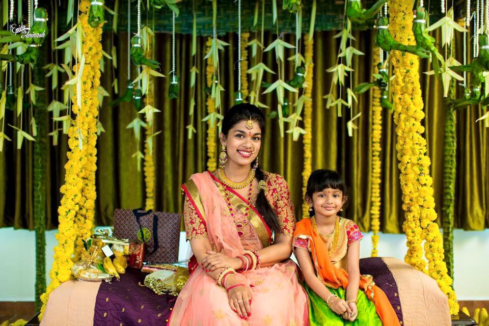 srija bride making 25032016 3
