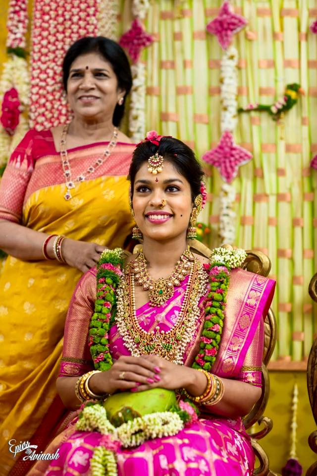 srija bride making 25032016 5