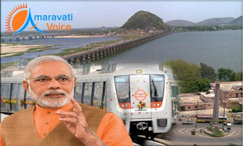 vijayawada metro PM review