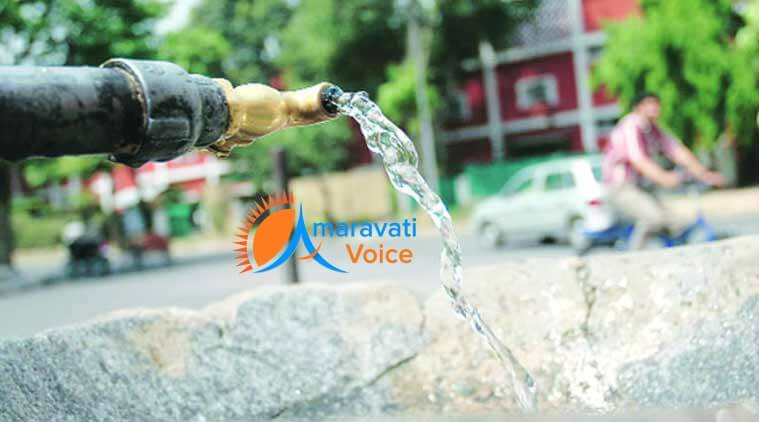 water supply stop guntur
