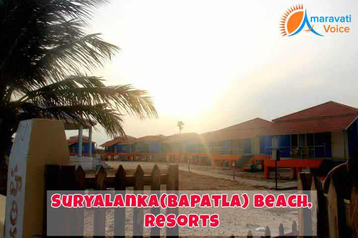 Bapatla beach Resort