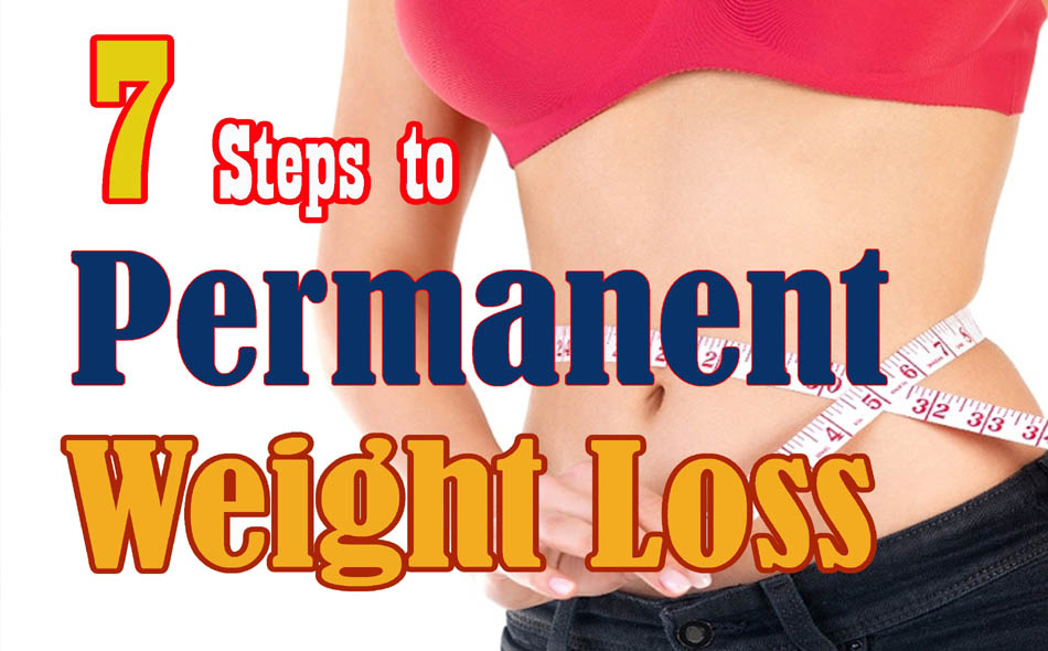 7 Steps to Stop Gaining Weight