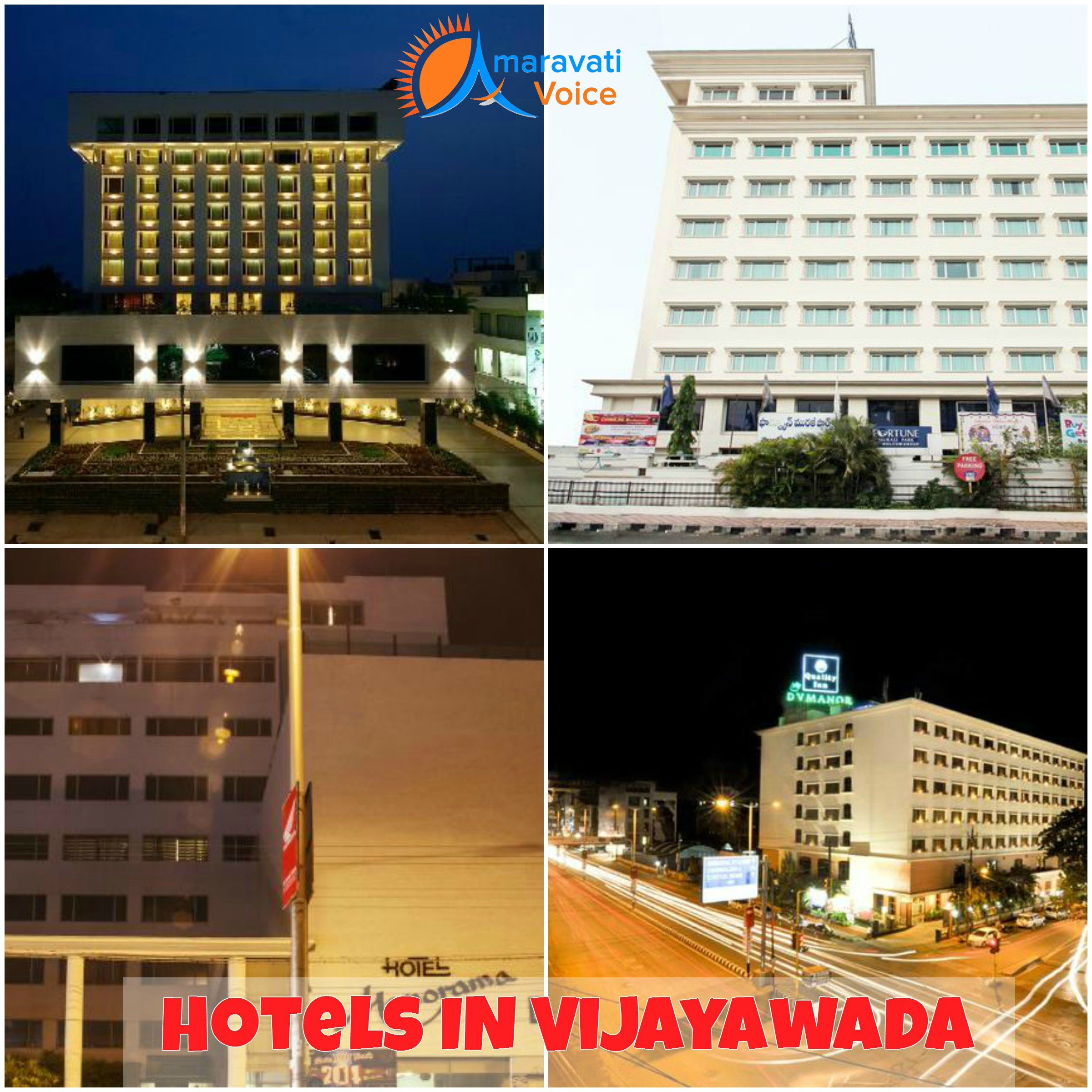 Hotels In Vijayawada