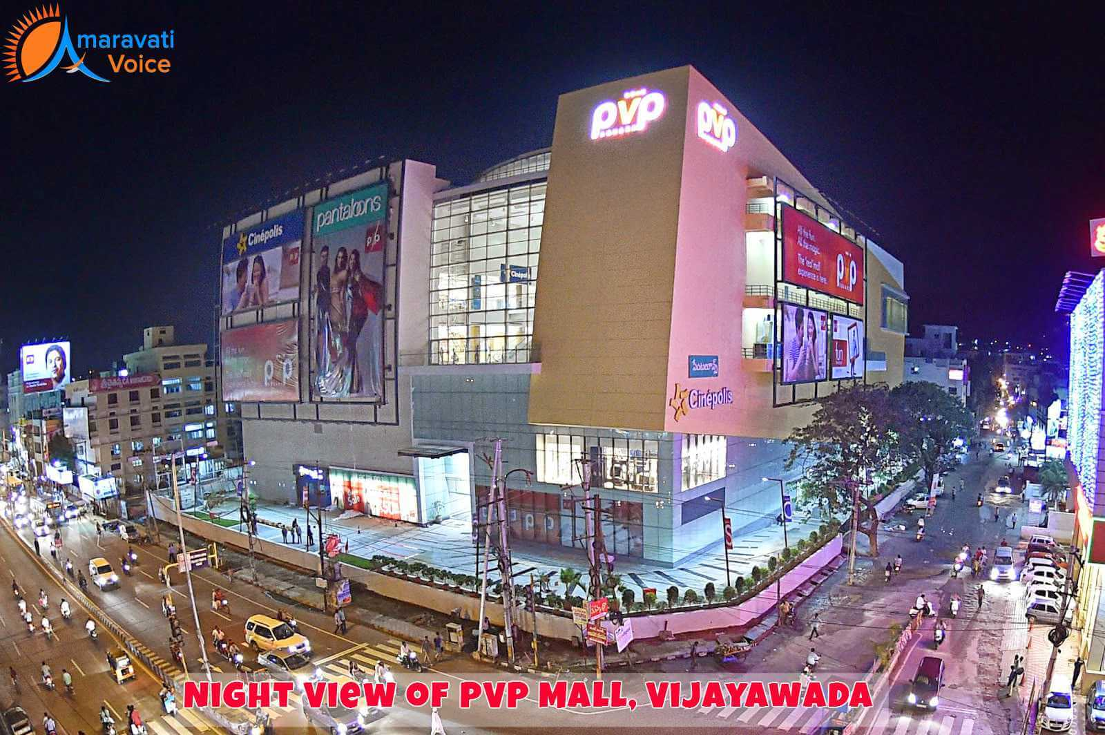 PVP Mall Vijayawada